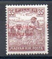 HONGRIE ARAD - YT N° 11 Signé - Neuf ** - MNH - Cote: 16,90 € - Hongrie (1919)