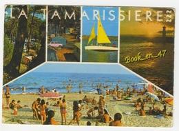 {58031} 34 Hérault La Tamarissière , Multivues ; Son Camping , Sa Plage , Le Phare Du Grau D' Agde - Autres Communes
