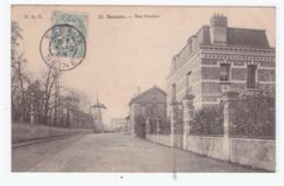 SCEAUX - Rue Houdan - Sceaux
