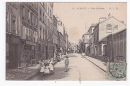 SCEAUX - Rue Houdan (carte Animée) - Sceaux