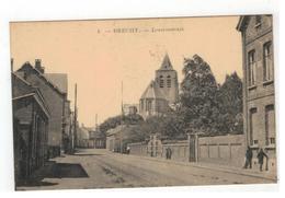 4 -    BRECHT -  Lessiusstraat   SAIA,BRUXELLES - Brecht