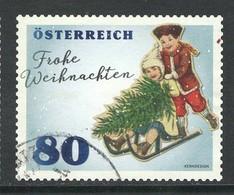 Oostenrijk, Mi 3498 Jaar 2019, Kerstmis,  Prachtig Gestempeld - 1945-.... 2ème République