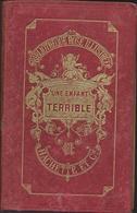 Bibliothèque Rose Illustrée Hachette 1910 -  Une Enfant Terrible - Libros, Revistas, Cómics