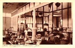 HOTEL KONINGSPLEIN - WELTEVREDEN - JAVA ~ 1920 - '930 (ad816) - Indonesia