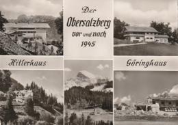 ***  BAVIERE ***  Der OBERSALZBERG - Vor Und Nach 1945  Neuve TTB - Allemagne