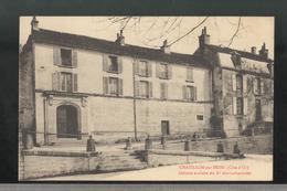 CPA Chatillon Sur Seine - Colonie Scolaire Du Xème Arrondissement - Circulée - Chatillon Sur Seine