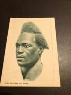 Negermode - Witte Paters - Neger Nègre - Zalig Nieuwjaar Uit Afrika - Cartes Postales