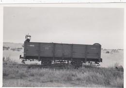 NMVB - Open Goederenwagon A4893  - Foto 8,5 X 5,5 Cm - Eisenbahnen