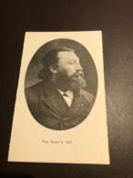 Harelbeke -  In 1882  Peter Benoit - Harelbeke