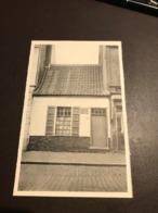 Harelbeke -  Geboorte Huisje  Peter Benoit - Harelbeke