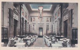 1930circa-Milano Stazione Centrale Ristorante Di I E II Classe - Milano (Mailand)