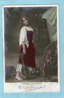 Joli FEMME - Chanson De Mignon .....(CROISSANT PARIS) - 1908 - - Femmes