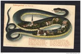 CP 003  -  Allemagne  -  Schlangenbad - Schlangenbad