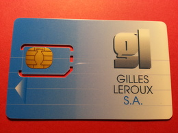 GEMPLUS GILLES LEROUX S.A. GL SIM GSM Mobile PIN Demo (BB0220 - Unknown Origin