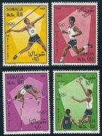 "1968-(MNH=**) Somalia S.4.v. ""Olimpiadi Messico 1968"" - Somalia (1960-...)"