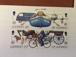 Guernsey Europa 1988  Mnh - Guernsey