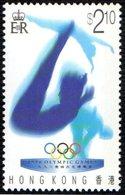 HONG KONG 1996 - OLYMPIC GAMES ATLANTA 1996 - DIVING - MINT - Tuffi