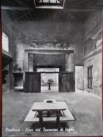 ITALIE - ERCOLANO - Casa Del Tramerro Di Legno. - Ercolano