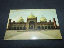 Shahi Mosque Pakistan - Pakistan