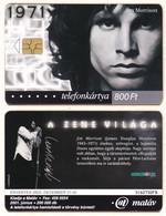 Hungary - P-2001-25 Jim Morrison Xy021 - Hongrie