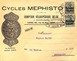 Luik, Cycles Méphisto - [OC1/25] Gouv. Gén.