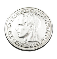 50 Francs - Belgique - 1958 - Argent  - TTB   - - 1951-1993: Baldovino I
