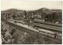 Bensheim Bahnhof - Train Railway ,used 1969 - Bensheim
