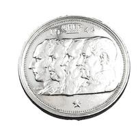 100 Francs - Belgique - 1948 - Argent  - TTB +  - Belgique - - 1945-1951: Régence