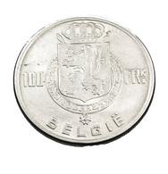 100 Francs - Belgique - 1951 - Argent  - TTB + - Belgie - - 1945-1951: Régence