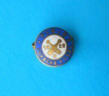BC FORSCHE KUGEL 1926 (Berlin) - Germany Bowling Club Vintage Enamel Pin * Club De Bowling Di De Bolos Deutschland - Bowling