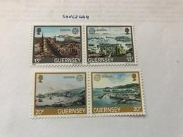 Guernsey Europa 1983  Mnh - Guernsey