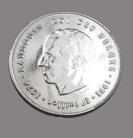 250 Francs - Belgique - 1976 - Argent  - Sup - 10. 250 Francs
