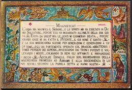 °°° 17899 - ISRAEL - AIN KAREM - SANTUARIO DELLA VISITAZIONE - 1978 With Stamps °°° - Israel