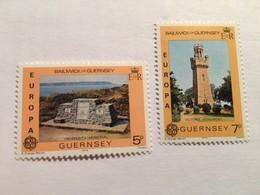 Guernsey Europa 1978  Mnh - Guernsey