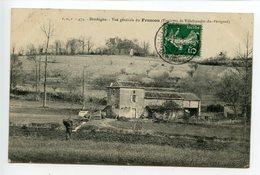 Loubejac Vue Générale Du Francou (environs De Villefranche Du Périgord) - France