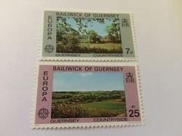 Guernsey Europa 1977  Mnh - Guernsey