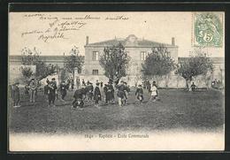 CPA Raphele, Ecole Communale - Francia