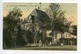 Monsaguel Environs D'Issigeac Château Des Perlats - France