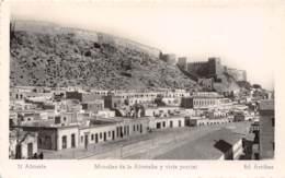 ALMERIA - Murallas De La Alcazaba Y Vista Parcial - Almería