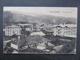 AK DORNA WATRA Dorna Vatrei 1917 Feldpost Nr. 194  ///  D*41930 - Ukraine