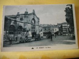 54 1908 CPA 1938 - AUTRE VUE DIFFERENTE N° 2 - 54 NANCY. LA GARE - ANIMATION - Nancy
