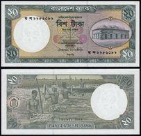 Bangladesh - 20 Taka Banknote 2002 UNC Pick 27   (14432 - Other - Asia