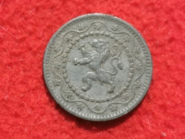 Belgique, 10 Cent 1915, TB+++ - 1909-1934: Albert I