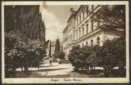 CROATIA ISTRA ROVIGNO Rovinj - Ospizo Marino Old Postcard (see Sales Conditions) 00599 - Croatie