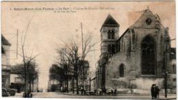 6BOM 226. SAINT MAUR DES FOSSES - LE PARC - L'EGLISE SAINT NICOLAS - Saint Maur Des Fosses