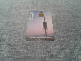 Spain - Nice Phonecard - España