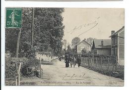 Valmondois Rue De Parmain - Valmondois
