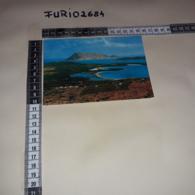 C-85539 MARINA DELLU IMPOSTU E CALA BRANDICHI SAN TEODORO PANORAMA AEREO - Andere Steden