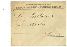 BIELLA BIELLESE BRUSNENGO - Biella