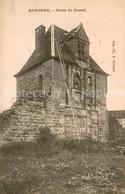 13618578 Auxonne Porte De Comte Auxonne - Auxonne